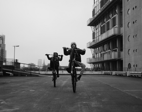 Barbican – Knives Down, Bikes Up